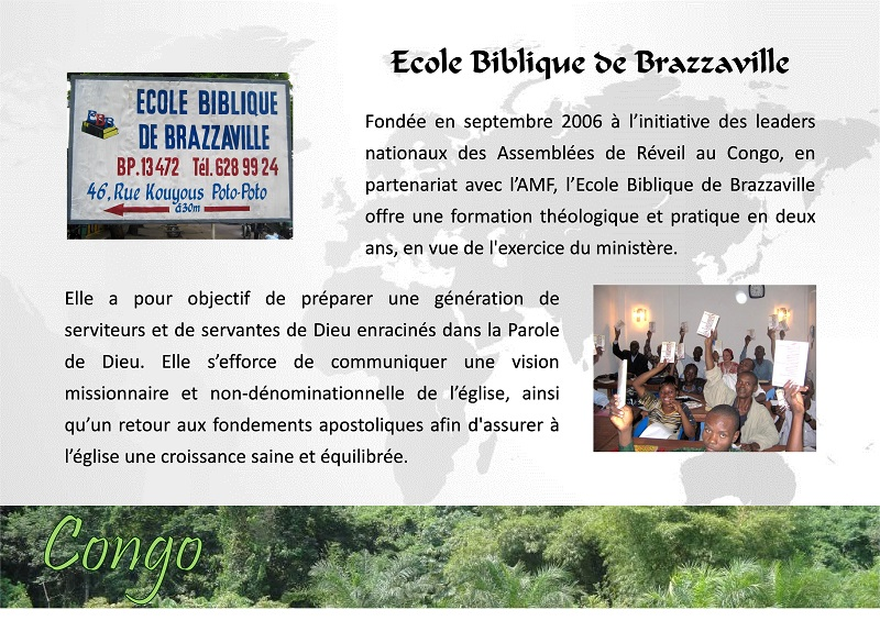 fiche Congo 2014 2