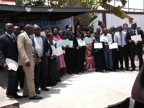 L'Ecole Biblique de Brazzaville au Congo (2013)