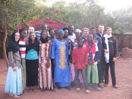 A Bessada, au Tchad (Décembre 2011)