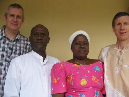 A Owando, au Nord du Congo (2010)